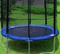 exemple de trampoline pour enfants