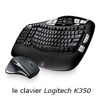 Logitech K350
