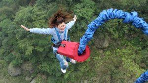 Où aller pour faire du saut à l'élastique ?