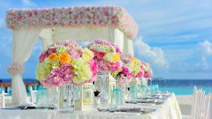 Un présentoir adapté à votre gâteau de mariage